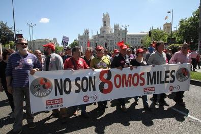 1º de Mayo en Madrid